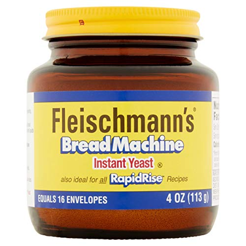 Fleischmann's Bread Machine Yeast