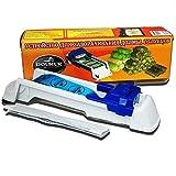 Nuobo Kitchen Multi-function Sushi Maker Machine Vegetables Meat Roller Helper Grape Cabbage Leaf Roller