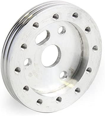 APC 1 Billet Riser//Hub for 5-hole Steering Wheel and 3-Bolt Adapter Grant