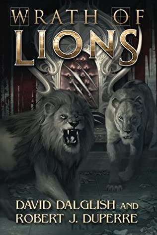 book cover of Wrath of Lions