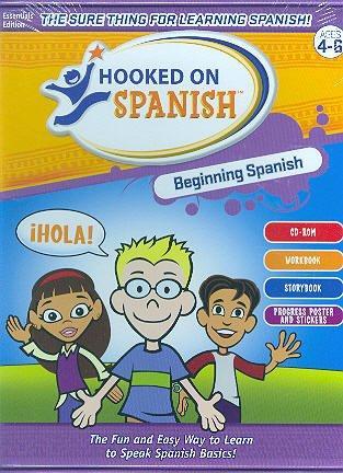 Hooked on Phonics Beginning Spanish -