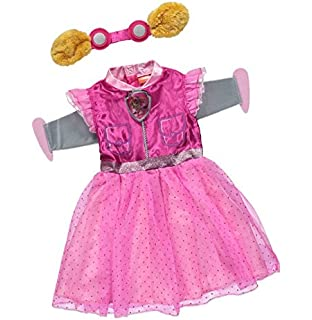 Officially Licensed Disney Baby Princess Jasmine Fancy Dress Girls