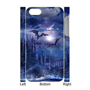Custom Phone Cases Make Your Own Personalized Dragon Case for iPhone 4/4s VY128349