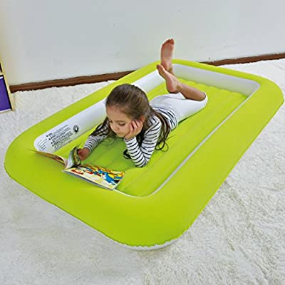 JILONG Easigo Kids Safety Bed - Cama Hinchable Infantil con Borde ...