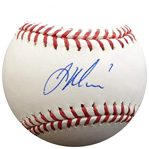 Joe Mauer Autographed Ball - Official Holo Stock #112646 - Steiner Sports Certified - Autographed Baseballs