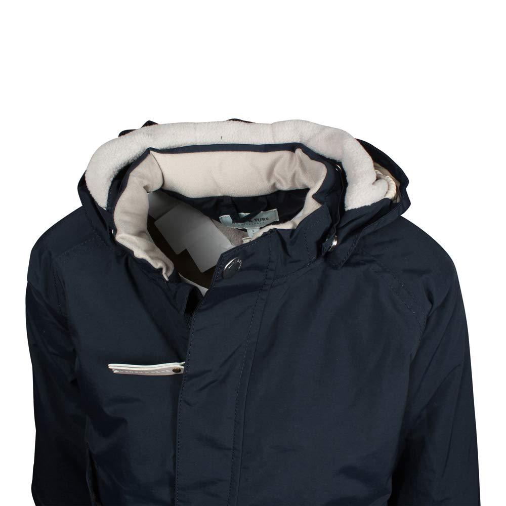 3bf76647 Mini A Ture Children's Winter Jacket Wally Sky Captain Blue, Boys:86 cm/18  m: Amazon.co.uk: Clothing