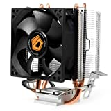 ID-COOLING SE-802 Two Direct Touch Heatpipe CPU Cooler, 80mm Fan, Intel LGA1150/1155/1156/775 & AMD FM2(+)/FM1/AM3(+)/AM2(+)