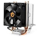 ID-COOLING SE-802 Two Direct Touch Heatpipe CPU Cooler, 80mm Fan, Intel LGA1150/1155/1156/775 & AMD FM2(+)/FM1/AM3(+)/AM2(+)