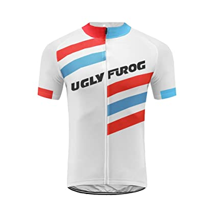 Uglyfrog Ropa Ciclismo, Maillot Mangas Cortas/Larga ...