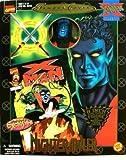 Marvel Comics Famous Covers > Nightcrawler Action Figure
