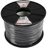 König KN-MC002R 100m Negro cable de audio - cables de audio (100 m, Negro, 6,3 mm)