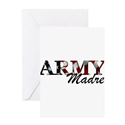 Amazon cafepress armymadreflagg greeting card note png greeting card note card birthday card blank m4hsunfo