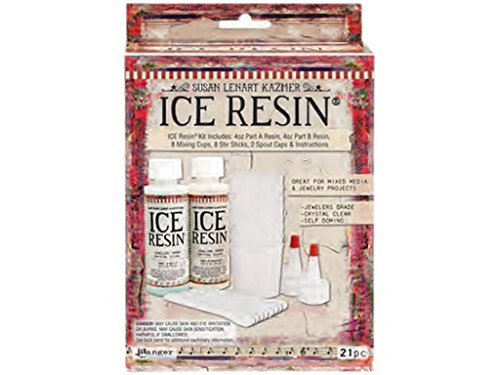 (ICE Resin Kit - 8 oz - by Ranger)