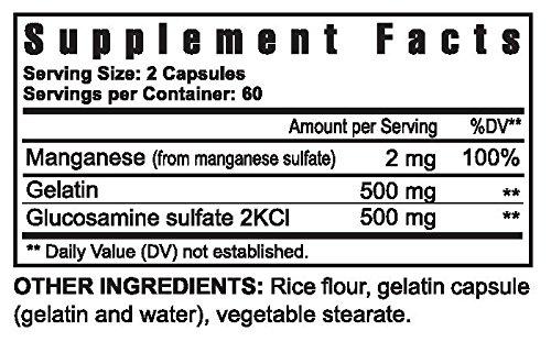 ULTIMATE GLUCO-GEL - 120 CAPSULES - 6 Bottles