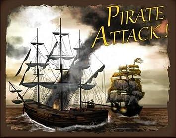 Pirate Attack!: Amazon.es: Juguetes y juegos