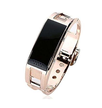 Amazon.com: YF D8 inteligente reloj de pulsera Bluetooth ...