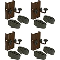 Browning Trail Cameras Steel Gimbal Tree Mount for Game Cameras, 4 Pack | BTC-TM
