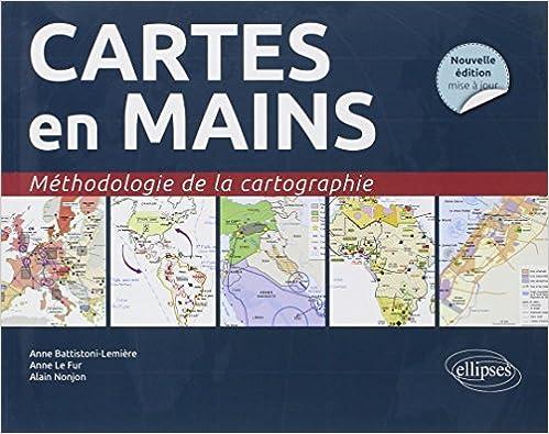 Cartes en Mains Méthodologie de la Cartographie pdf