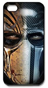 LZHCASE Personalized Protective Case for iPhone 5/5S - Army of TWO The Devil's Cartel