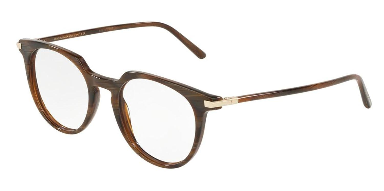 Eyeglasses Dolce /& Gabbana DG 3288 3118 BROWN HORN