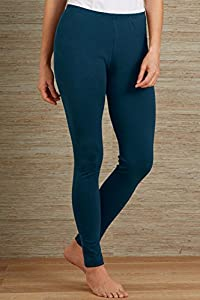 Fair Indigo Fair Trade Organic Cotton Leggings