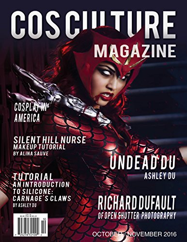 Cos Culture Magazine - October 2016 (2)