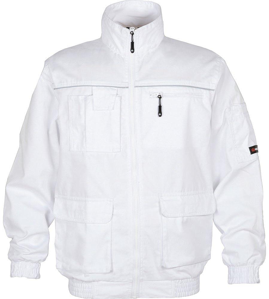 Modyf Chaqueta de trabajo Classic Würth blanco blanco small ...