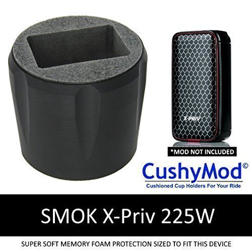 225 Phone - Smok X-Priv 225W CUP HOLDER by CushyMod cover wrap skin sleeve case car mod kit xpriv