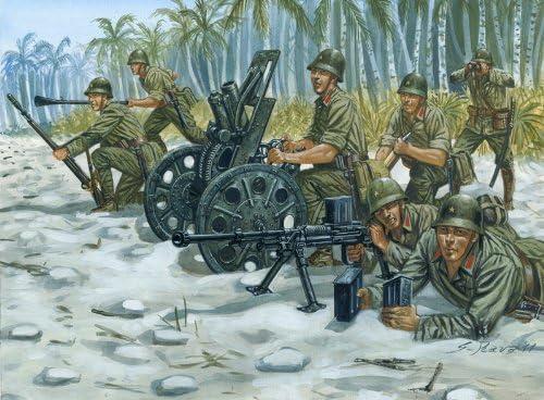/Japanese M92/Light Howitzer and at Team Italeri 1 72/510006164/