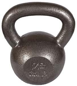 j/fit 30lb Cast Iron Kettlebell