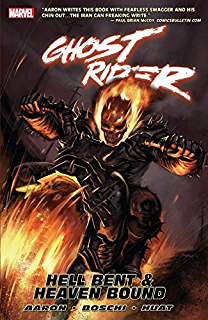 Ghost Rider Vol 1 Hell Bent Heaven Bound And