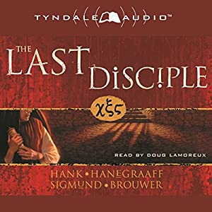 The Last Disciple Audiobook