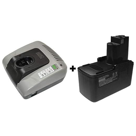 OFERTA en Juego: batería Cargador rápido + Trade-Shop Ni-MH ...