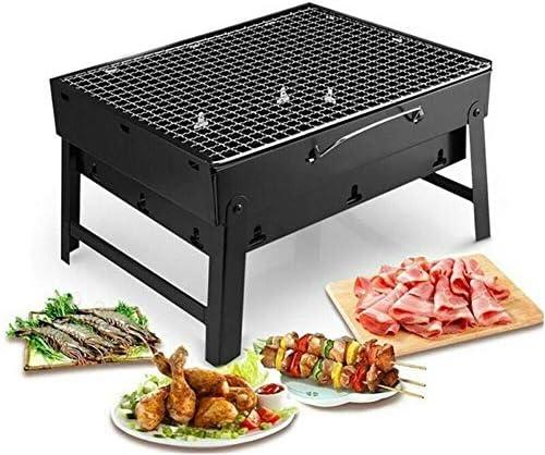 WeiCYN BBQ Grill klappbaren tragbaren Holzkohle-Ofen Camping Grade im Freien