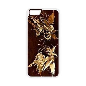 Custom Case Angel For iPhone 6 Plus 5.5 Inch Q9V373077