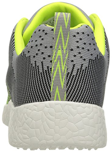 Skechers Burst in The Mix, Men's Indoor Multisport Court Shoes Grey