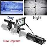 Bestsight DIY Rifle Night Vision Scope with CCD and Flashlight for Riflescope Night Hunting (UPGRADE)