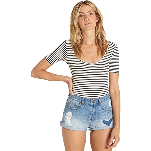 Billabong-Womens-Summertime-High-Denim-Short