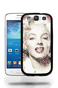 Cool New Typography Sexy Girl Phone Case Cover Designs for Samsung Galaxy S3