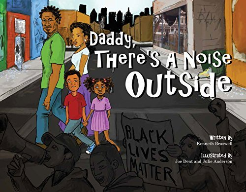 Books About Race_Daddy, There's A Noise Outside _ Amy's Bookshelf