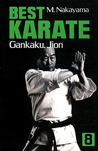 Best Karate, Vol.8: Gankaku, Jion (Best Karate (Best Karate Series)