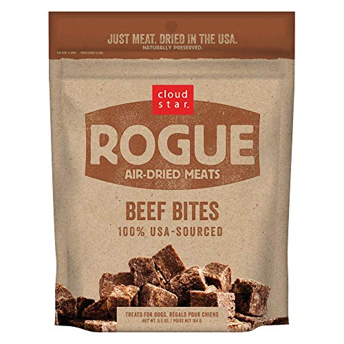 (Cloud Star Rogue Air Dried Beef Bites - 6.5 oz.)