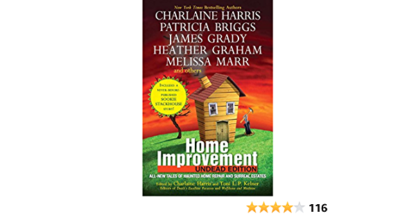 Home Improvement Undead Edition Harris Charlaine Kelner Toni L P 9780441020355 Amazon Com Books