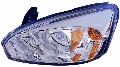 Depo 335-1130L-AC Chevrolet Malibu Driver Side Replacemen...