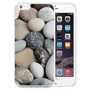 Fashionable Custom Designed Samsung Galaxy Note4 Phone Case With Soft White Beach Rocks_White Phone Case WANGJING JINDA