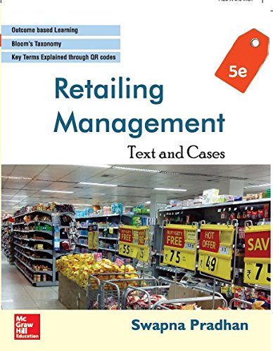 Retailing Management, 5Th Edn