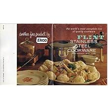 Amazon Com Ekco Cookware Stainless Steel