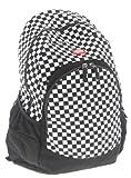 Vans Van Doren Men's Backpack Black/White, Bags Central