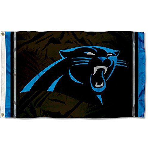 Carolina Panthers Flag - Carolina Panthers Large NFL 3x5 Flag
