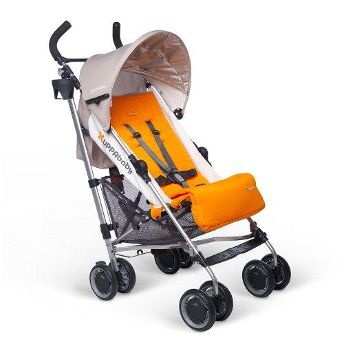 G-luxe Recline Stroller - UPPAbaby 2013 G-Luxe Stroller, Ani Orange (Older Version)